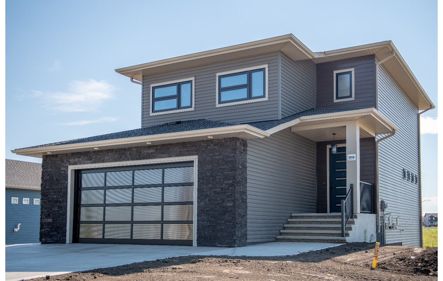 5918 Panorama Drive | Blackfalds | Black Wolf Custom Homes | Showhome
