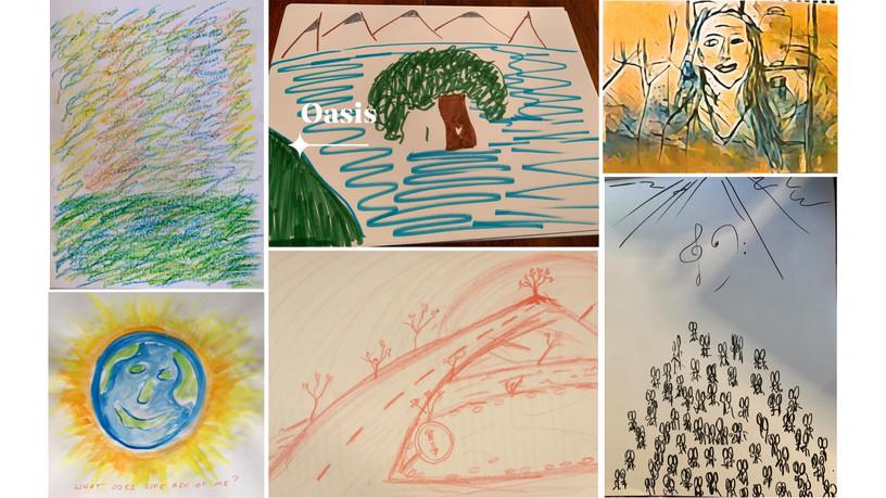 Act III - Coming to Our Senses Through Visual Art