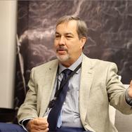 Joe Tankersley during Leadership Panel Discussion