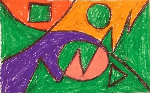 "Artwork created by Wharton Executive Education program ""Mastering Innovation: From Idea to Value Creation"" participants"