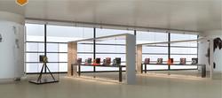 Exhibition / showcase area