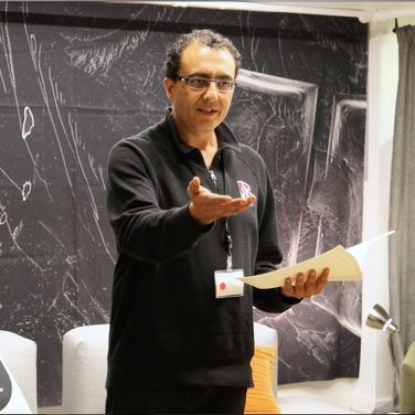 """Dream It, Do It, Imagineering 101"" team presentation by Rishi Kapal"