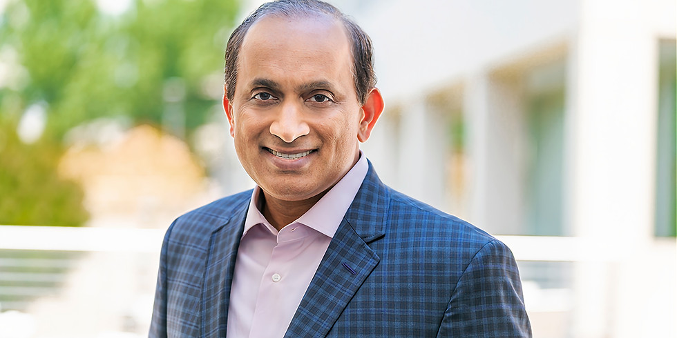 Fireside Chat with Sanjay Poonen
