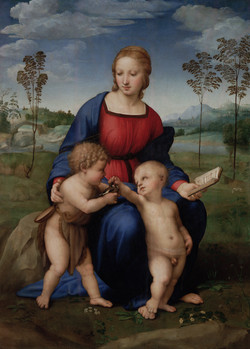 Madonna Cardellino