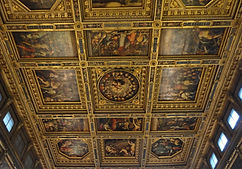 ceiling visit tour guide art beauty pala