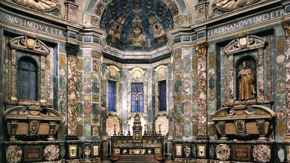 medici chapels cappelle medicee art beau