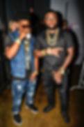Mosheh Koke and Nelly Da Celeb
