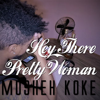 Mosheh Koke - Hey There Pretty Woman Cover