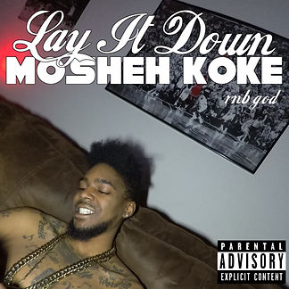 Mosheh Koke - Lay It Down Cover