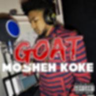 Mosheh Koke - Goat Cover