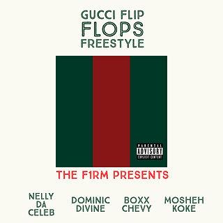 Moshh Koke Verse - Gucci Flip Flops