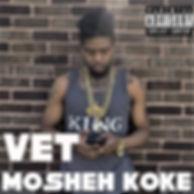 Mosheh Koke - Vet Cover