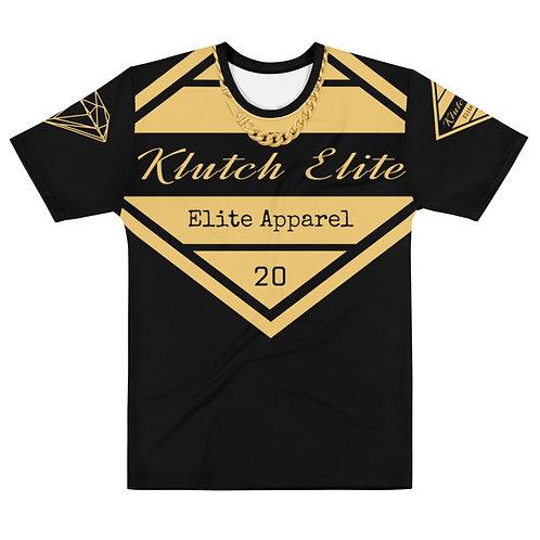 Klutch Elite Black Gold Chain Tee