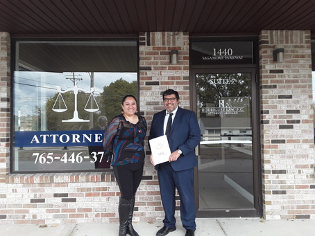 Mexican Consulate Appointed Attorney (PALE) in Lafayette, Indiana