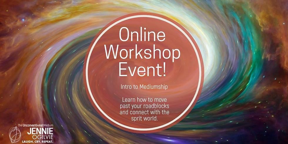 Intro to Mediumship