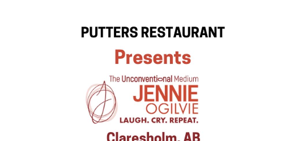 Jennie Ogilvie - Canada's Unconventional Medium