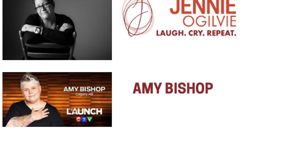 Jennie Ogilvie & Amy Bishop LIVE