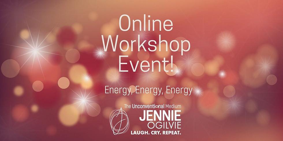 Energy, Energy, Energy