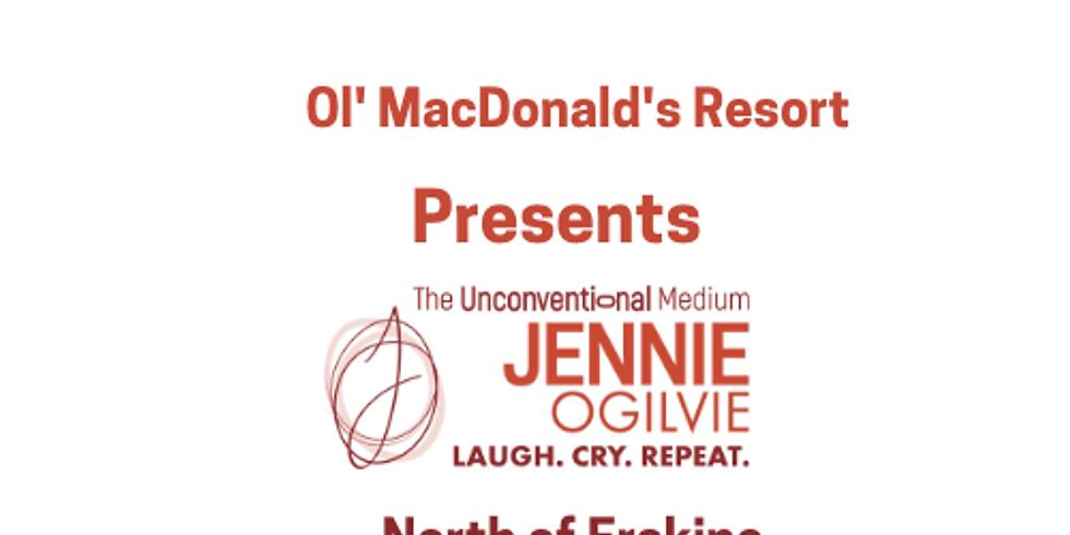 Jennie Ogilvie LIVE at Ol' MacDonald's Resort on Buffalo Lake, AB (2)