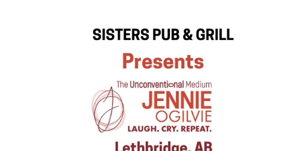 Jennie Ogilvie LIVE at Sisters Pub & Grill