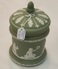 Wedgwood Cannister