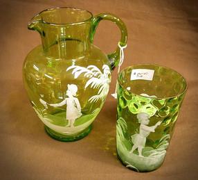 Glass & Pitcher
