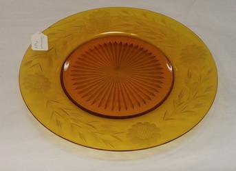 Antique Serving Plate