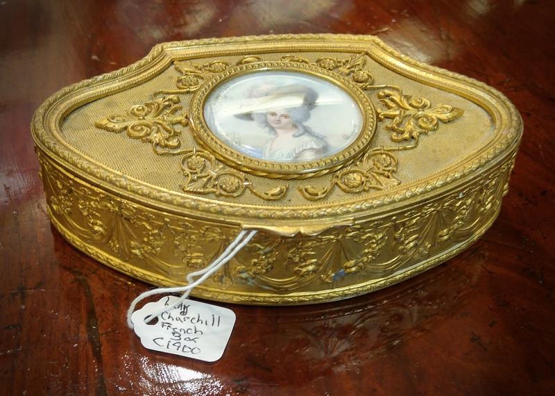 """Lady Churchill"" Box"