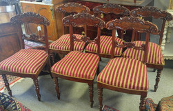 Late Regency Dining Chairs