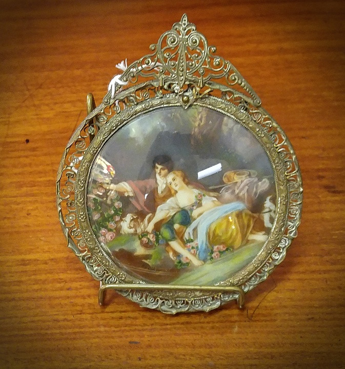 French Miniature