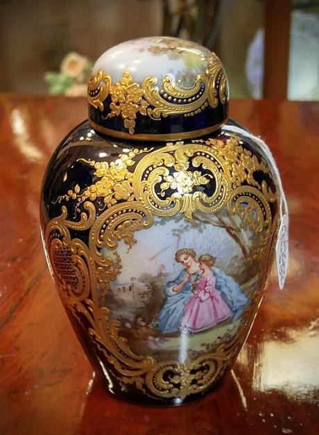 Sevres Tea Bottle