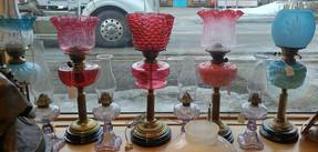 Banquet Lamps