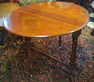 English Sutherland Table