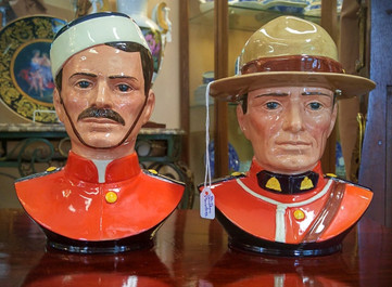 Porcelain Collectibles & Figurines