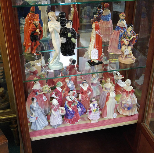 Royal Doulton Collection