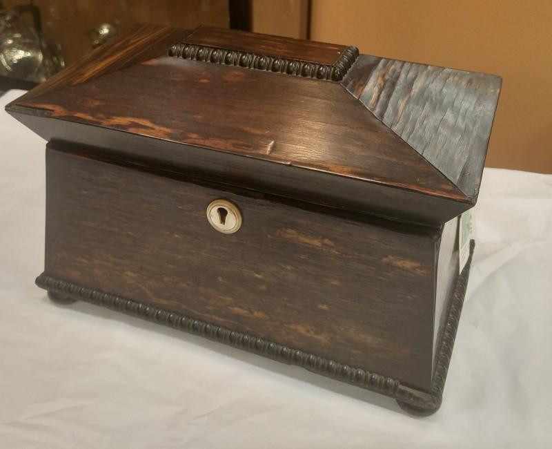 Calamander Jewelery Box