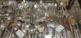 Sterling Flatware & Seving Pieces