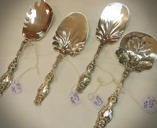 Sterling Flatware & Canteens