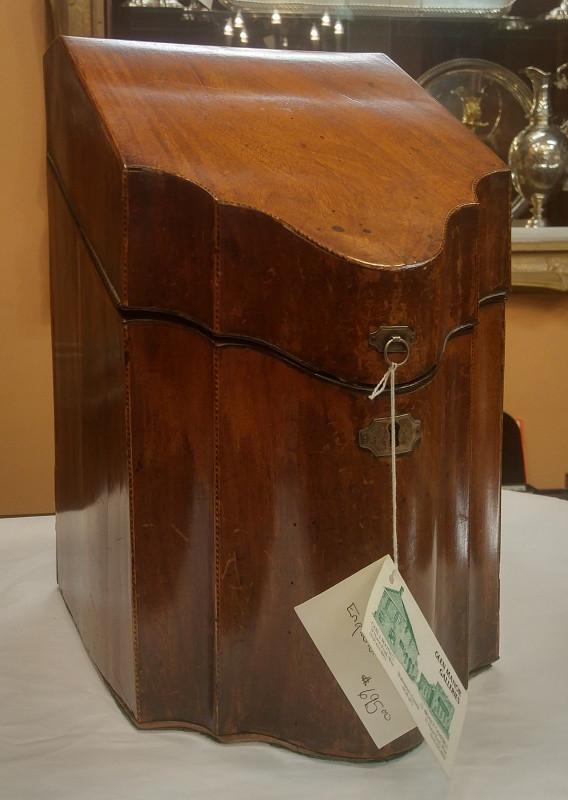 Georgian Period Knife Box