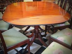Georgian Dining Table