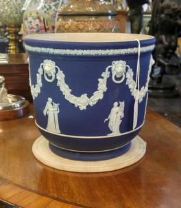 Wedgwood Blue Jardinere