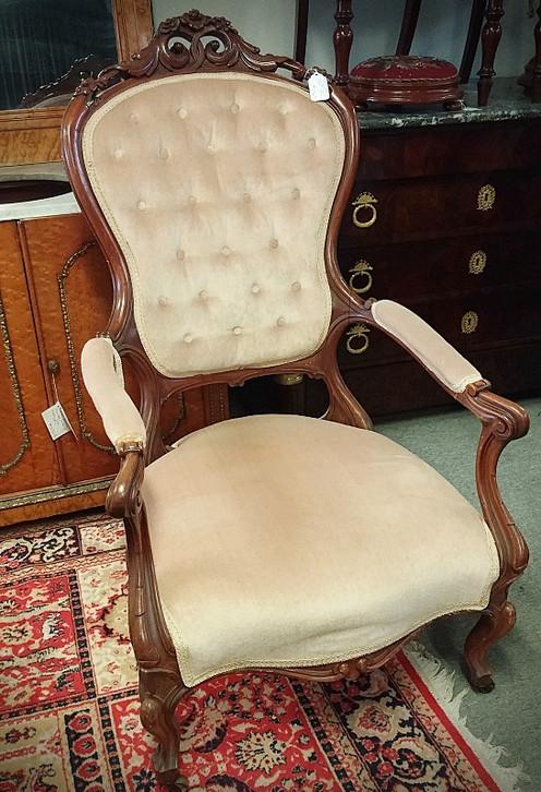 Fancy Victorian Parlour Chair