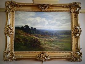 British Oil on Canvas
