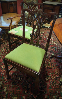 Mahogany Dining Chairs