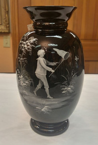 Mary Gregory Vase
