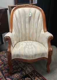 Victorian Fireside Chair