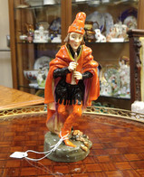 The Pied Piper Doulton Figure