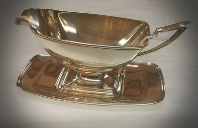 Sterling Sauce Boat