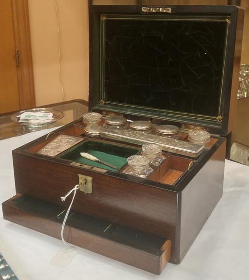 Rosewood Travel Box