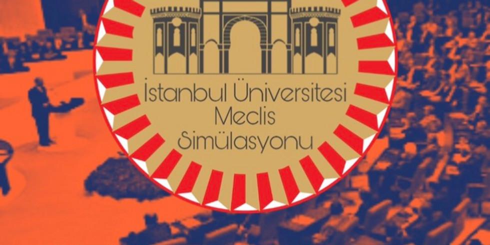 İstanbul Üniversitesi Meclis Simülasyonu